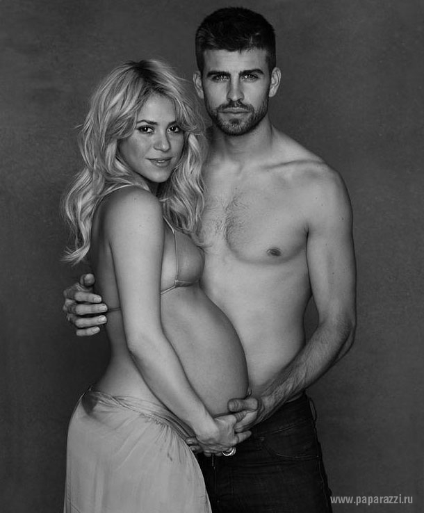 Слухи о второй беременности Шакрины подтвердились
