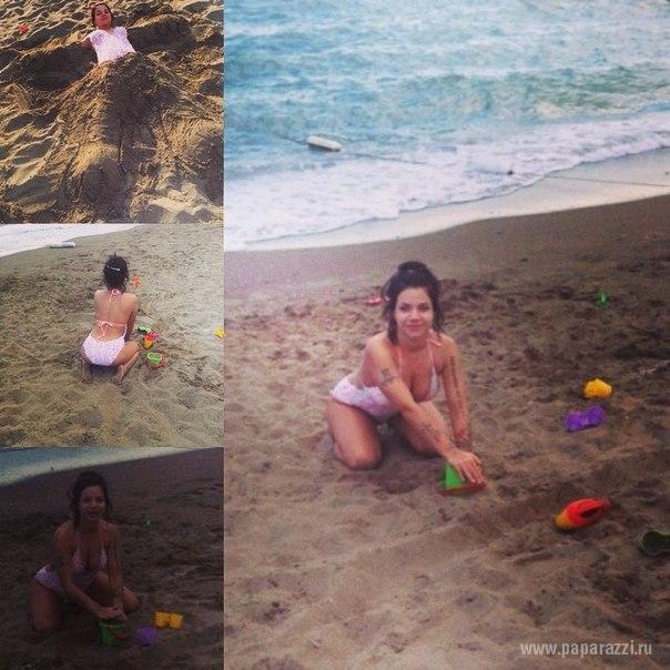 даже бьянка пляж и море можно спокойно кушать