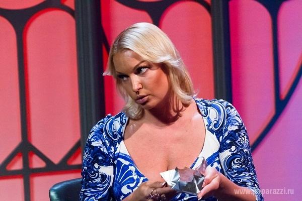 Анастасия Волочкова впервые прокомментировала скандал в Крыму