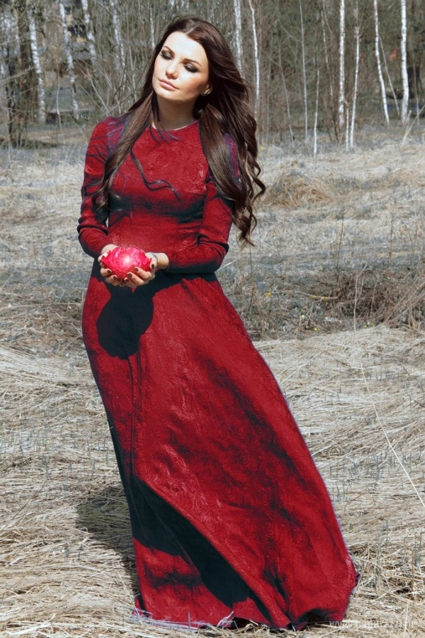 Красный цвет у помидора