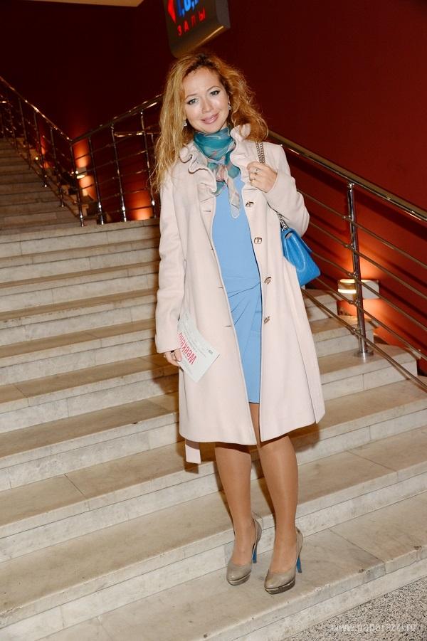 Елена Захарова пришла на мероприятие без косметики