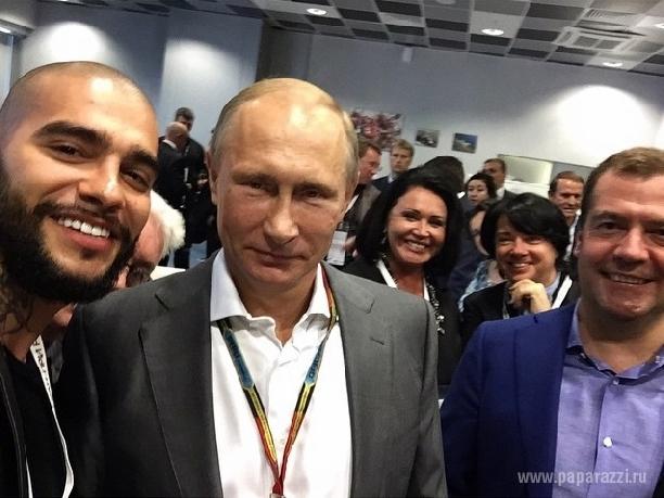 Тимати нарвался на международный скандал с Украиной и Францией, даже не зная об этом