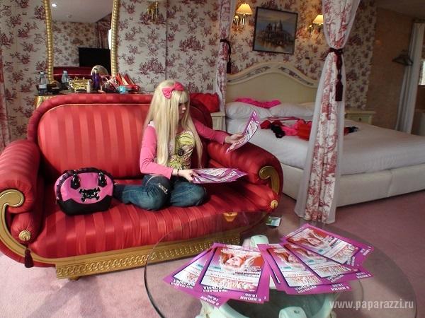 Барби записала видео клип в категории
