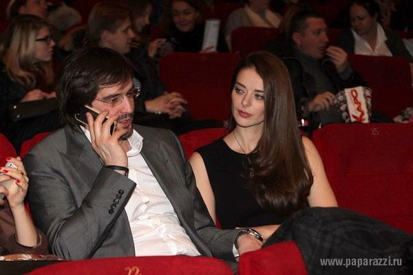 Максим Виторган пришел на премьеру с дочерью Полиной