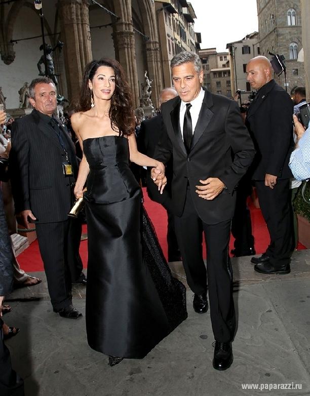 Джордж Клуни и Амаль Аламуддин признаны самой популярной парой года