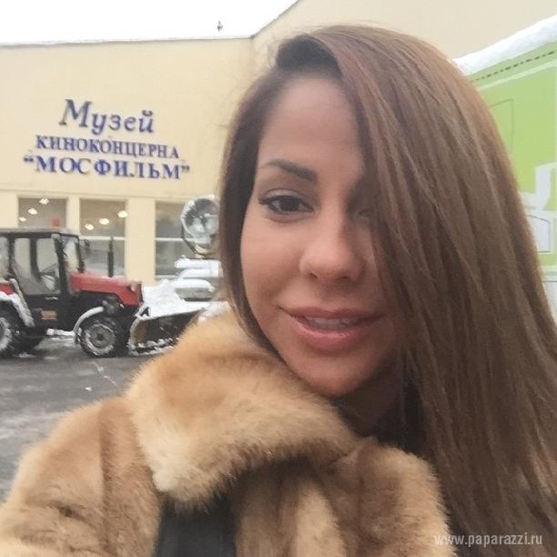 Елена Беркова вернулась с кинопроб взъерошенная и растрепанная, но довольная