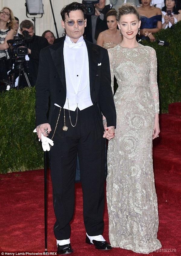 Джонни Депп серьезно пострадал на съмочной площадке