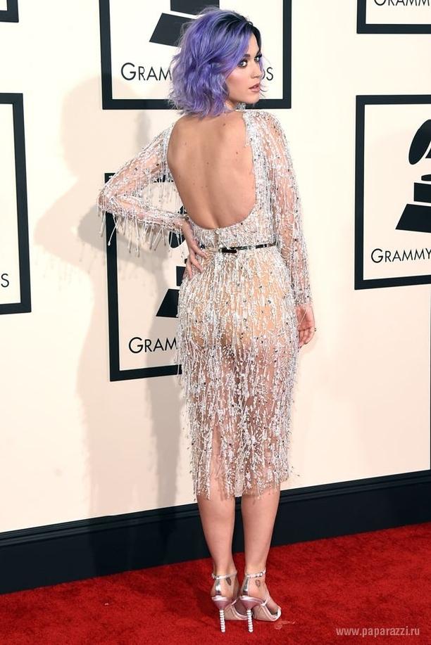 Прозрачное Платье Кэти Перри