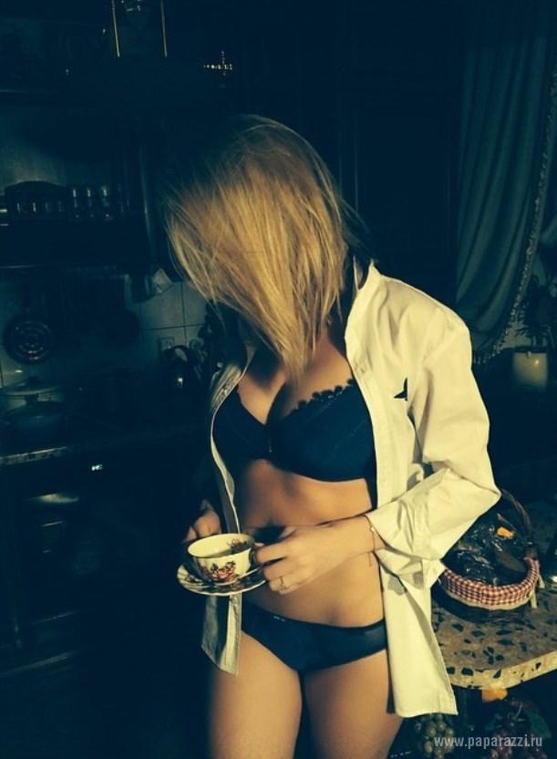 Элина Карякина (Камирен) выложила пикантные снимки из кровати