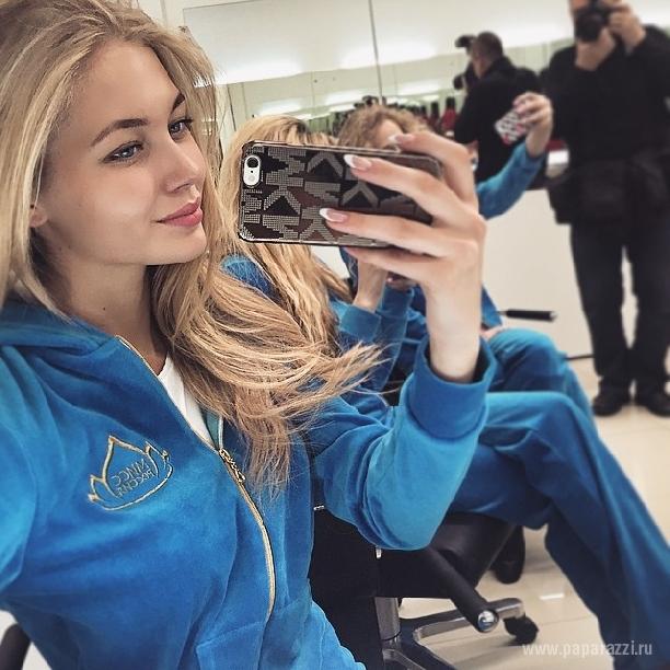 Участница Мисс Россия 2015 Дарья Норкина показала, чем кормят девочек на конкурсе