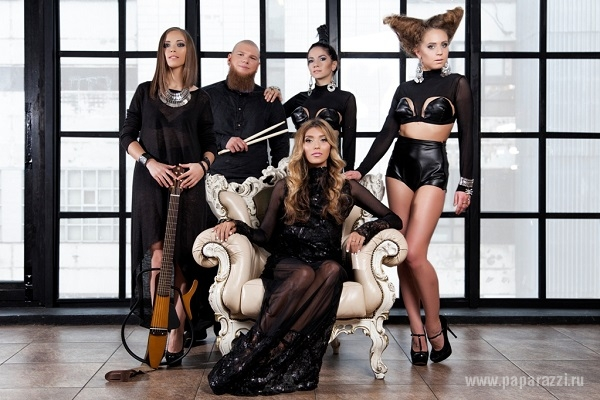 Ведущая программы «Орел и решка» Регина Тодоренко записала первую сольную песню «Heart's beating»