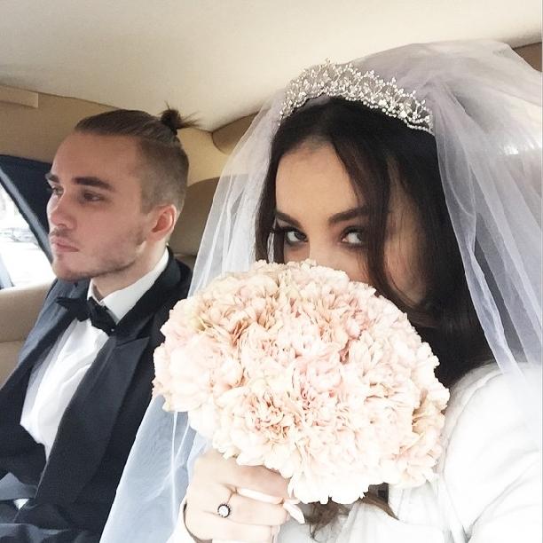 Виктория Дайнеко действительно вышла замуж и готовится родить ребенка
