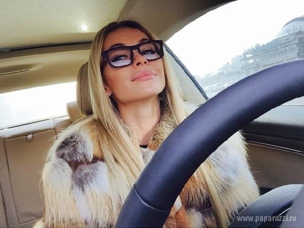 Возлюбленный Анны Хилькевич подарил ей роскошное авто