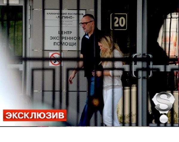Появилось документальное подтверждение продолжительного романа Веры Брежневой и Константина Меладзе