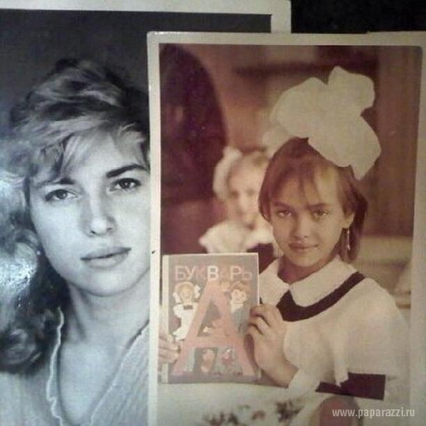 В сети появились редкие фотографии Ирины Шейк в молодости