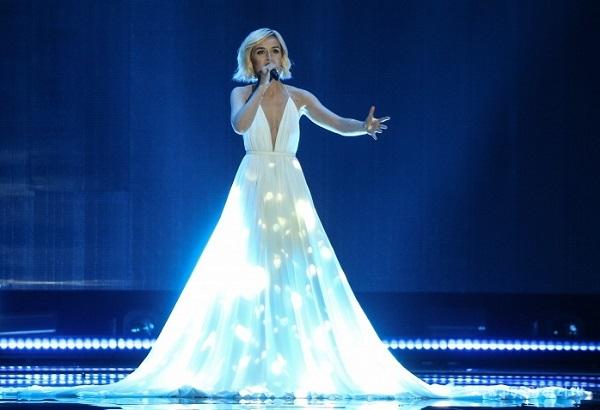 Полина Гагарина заняла второе место на Евровидении 2015