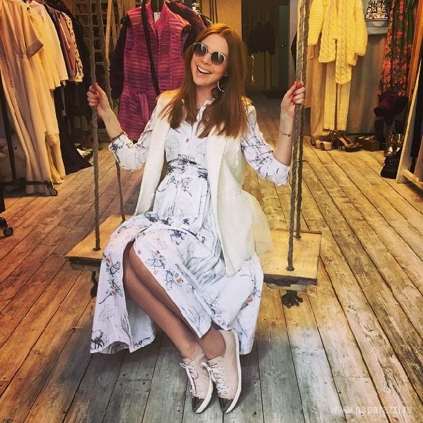 Наталья Подольская откровенно рассказала о своей беременности
