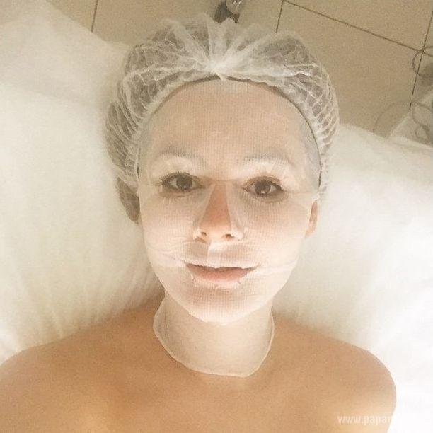 Фото макияжа марии кожевниковой