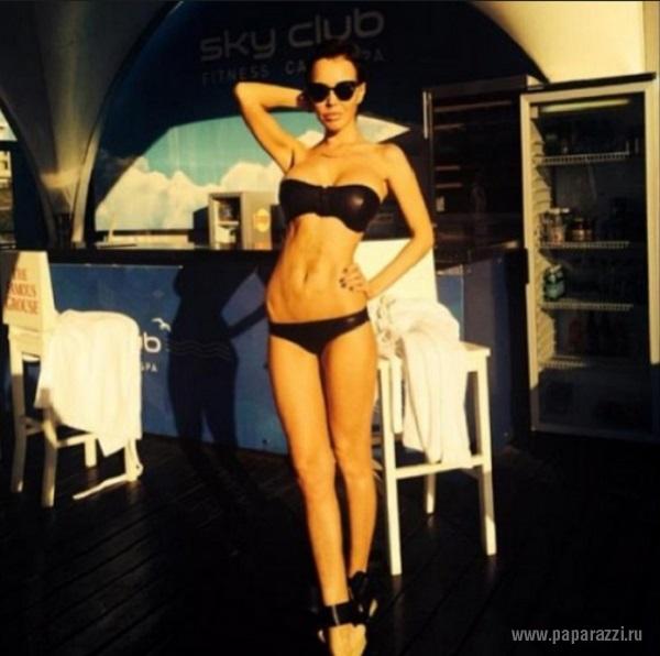 Маша Малиновская разочаровала своим снимком в бикини