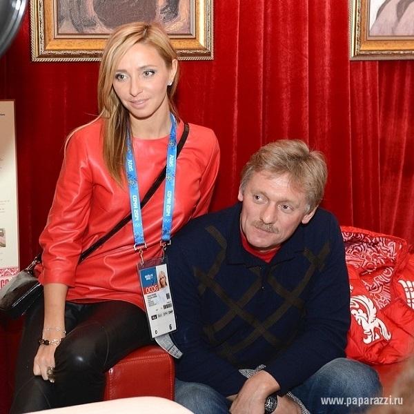 Стали известны подробности свадьбы Татьяны Навка и Дмитрия Пескова