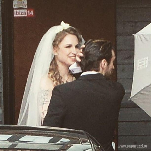 Валерия Гай Германика сыграла свою необычную секретную свадьбу