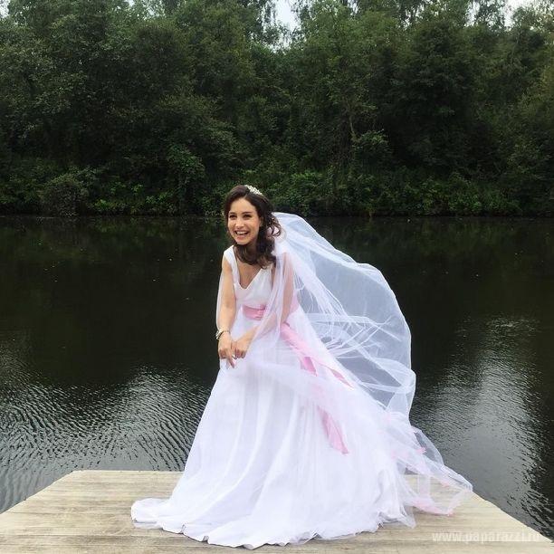 Виктория Дайнеко поделилась свадебными фотографиями