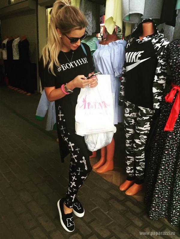 Ксения Бородина попыталась оправдаться  за свое вранье с шопингом