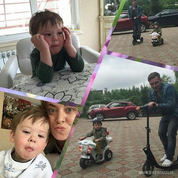 Наталья Фриске опубликовала новые фотографии Жанны Фриске с сыном Платоном