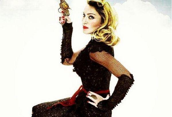 Мадонна больше неприедет в РФ из-за притеснения геев