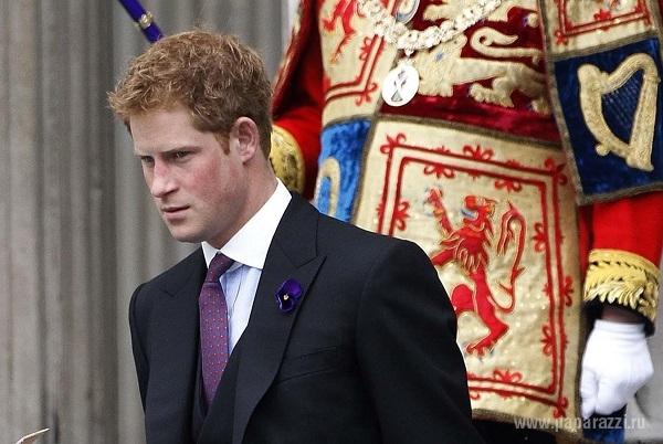 Принц Гарри получил предложение сняться в сериале Игра престолов