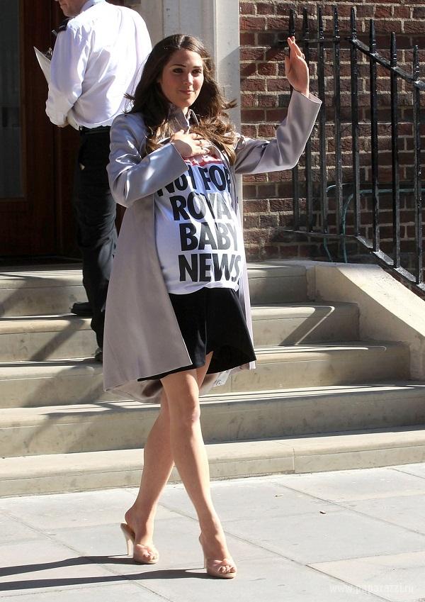 Кейт Миддлтон  не хочет выходить из «декретного отпуска» на работу и готова родить еще одного ребенка