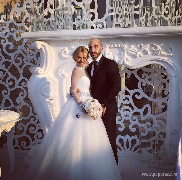 Анна Хилькевич упрекнула друзей, которые не приехали на ее свадьбу