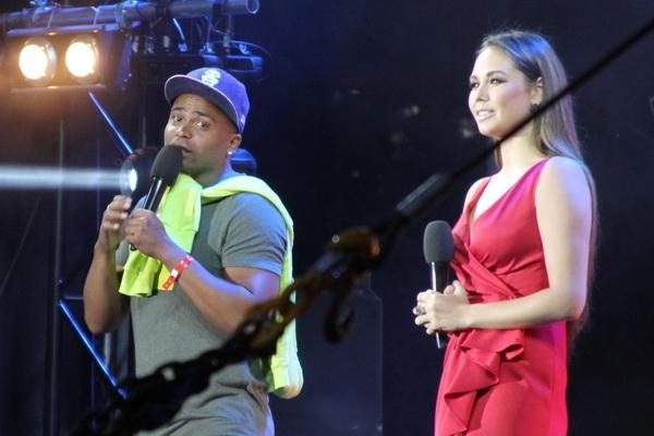 Ляйсан Утяшева и Мигель дали старт шоу «Танцы» концертом в «Сокольниках»