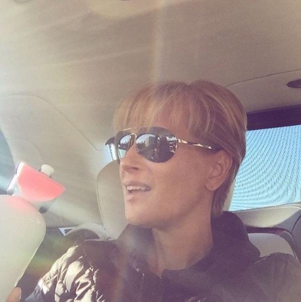 Олеся Судзиловская призналась, зачем ей пришлось коротко постричься