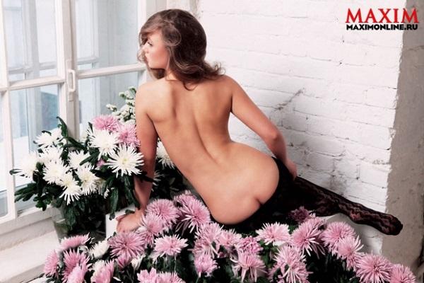 эротические фото ингрид олеринская