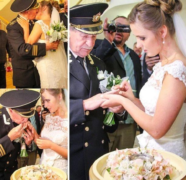 После первой брачной ночи у молодой жены Натальи появилось недовольство Иваном Краско