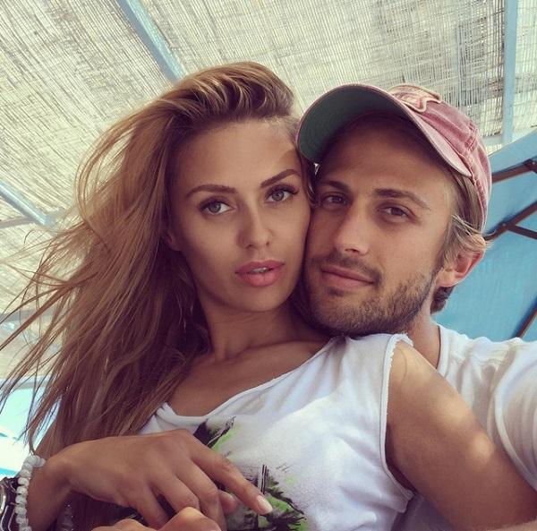 Виктория Боня отметила праздник любви с Алексом Смарфитом