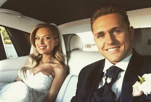 Рита Дакота и Влад Соколовский вместе отметили годовщину развода