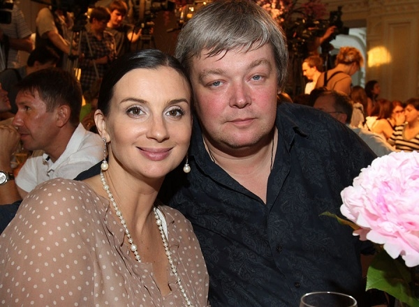 Екатерина стриженова с мужем фото