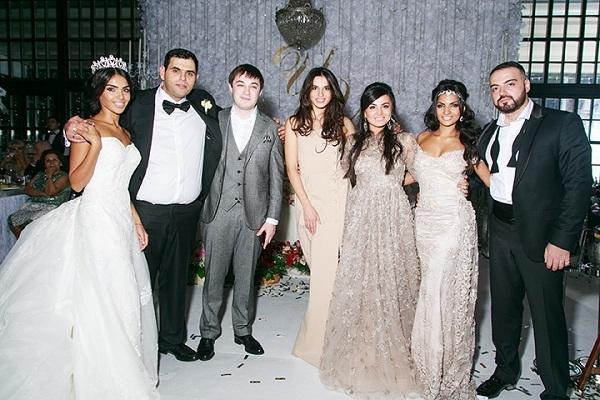Звездная свадьба Иосифа Казанджян и Инессы Акопян