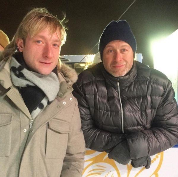 Евгений Плющенко удивил схожестью с известным российским олигархом