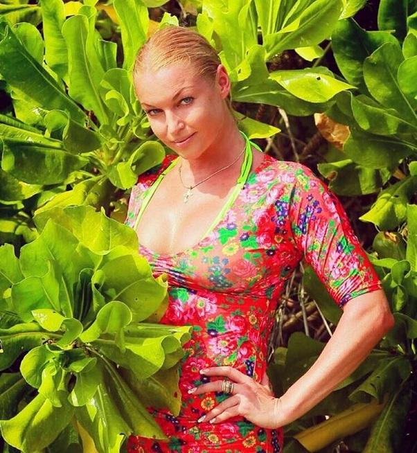 Анастасия Волочкова выставила Анастасию Стоцкую в неприглядном виде