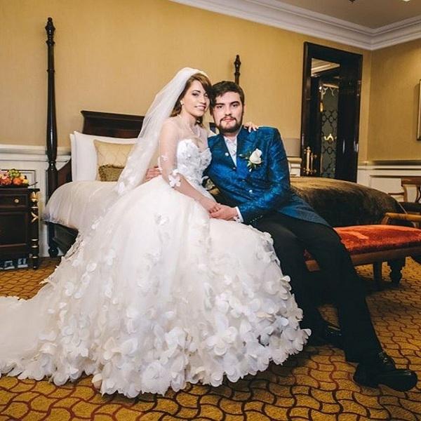сябитова ксения вышла замуж фото