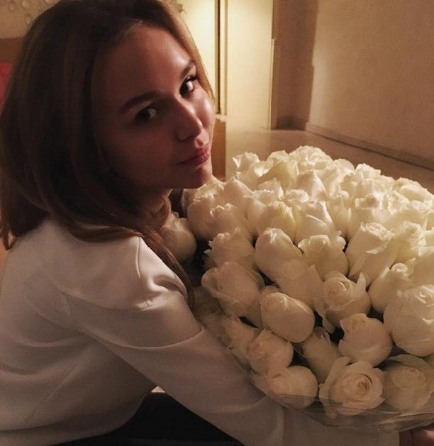 В блоге Стефании Маликовой появилась обнаженная фотография