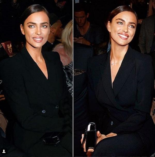 Голая Ирина Шейк снялась в рекламе джинсов от Givenchy
