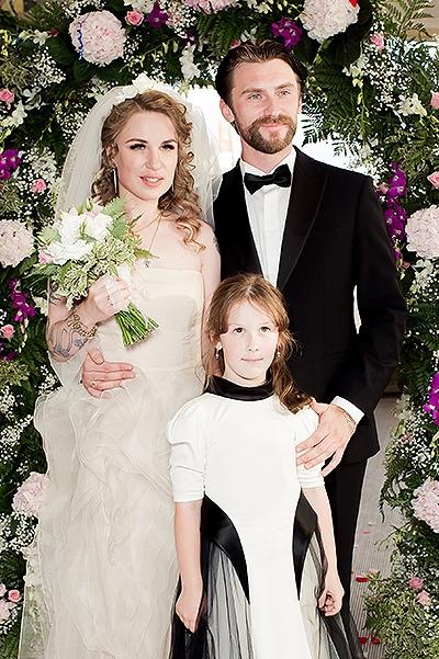 Валерия Гай Германика официально развелась с мужем