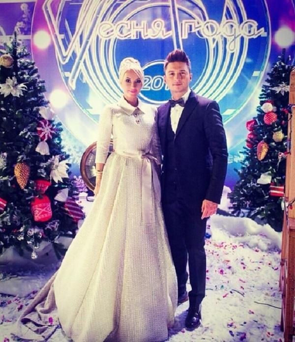 Лера Кудрявцева покорила фанатов своим платьем