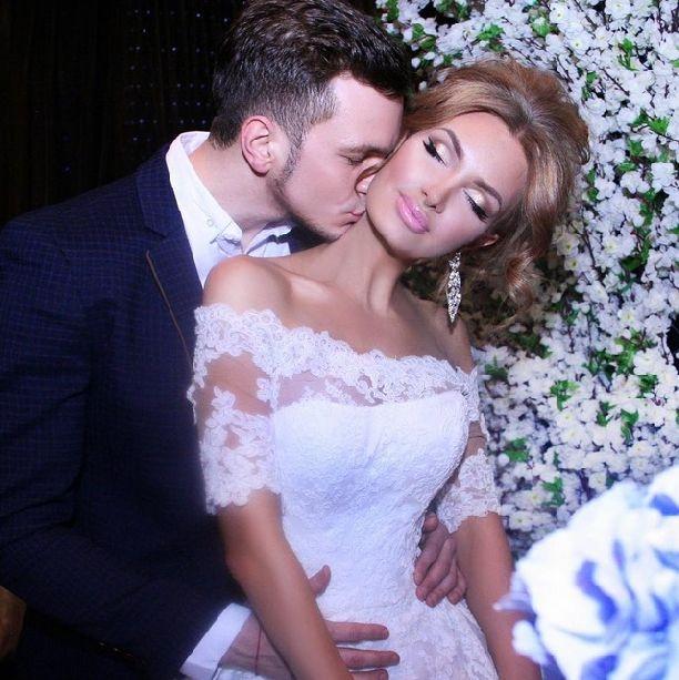Свадьба Евгении Феофилактовой и Антона Гусева Дом2