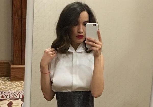 Виктория Дайнеко продолжает интриговать поклонников происходящим в личной жизни