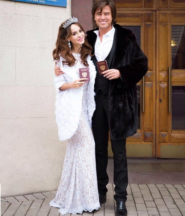 шаляпин и анна калашникова фото свадьбы встреч прекрасными